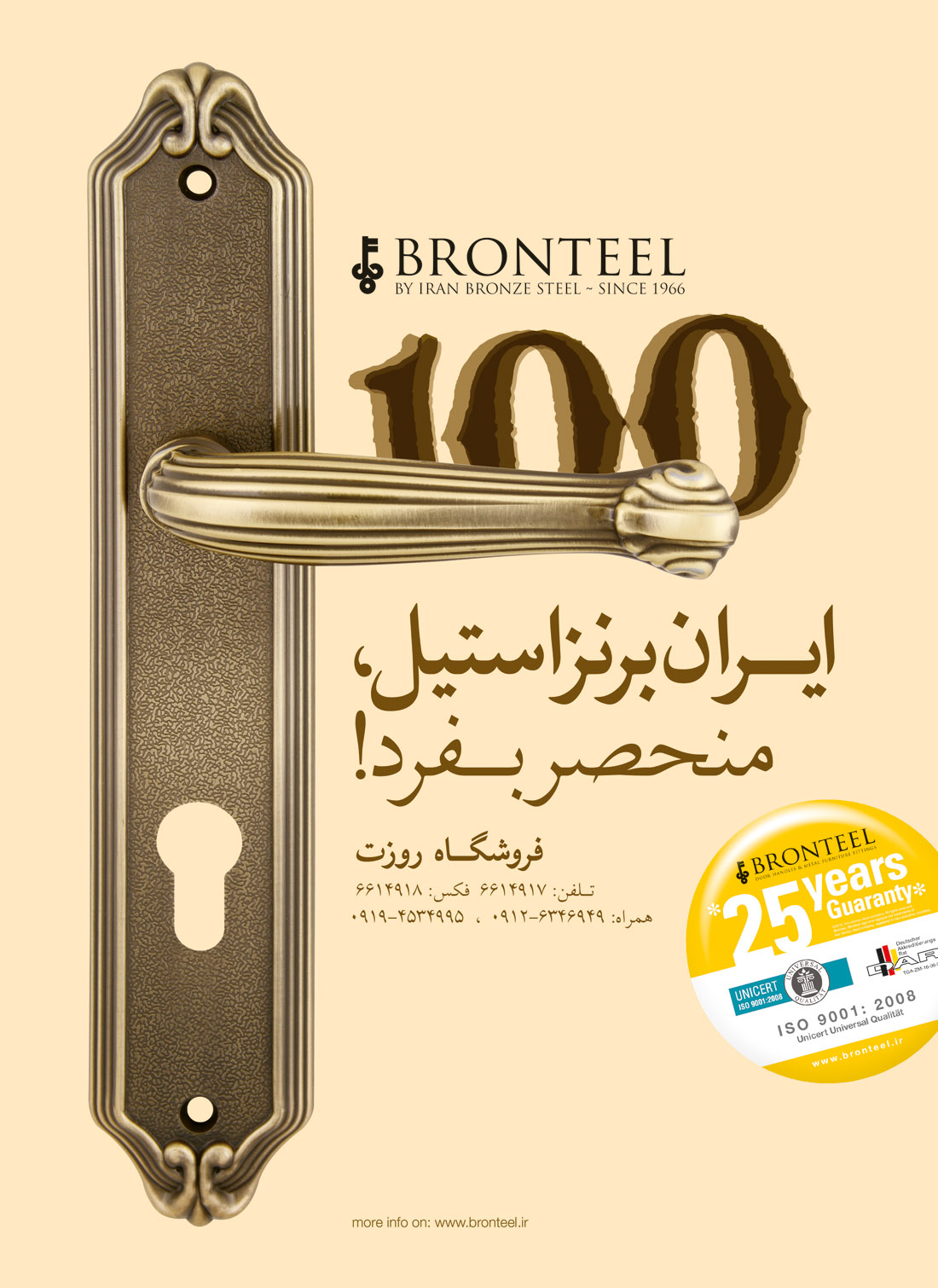 Iran Bronze Steel (13)